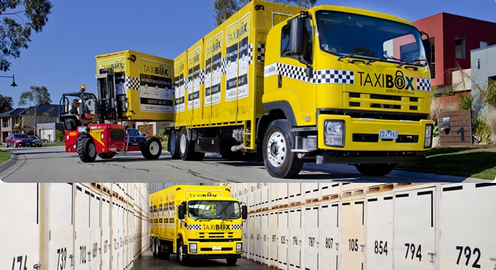 TAXIBOX Mobile Self-storage Expands Into Brisbane