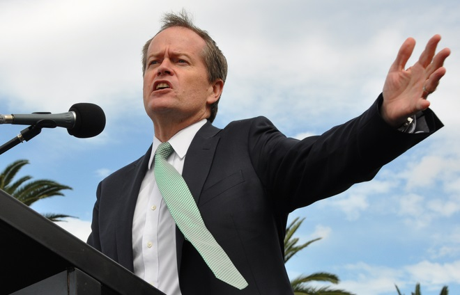 Shorten left red faced over Collier convictions