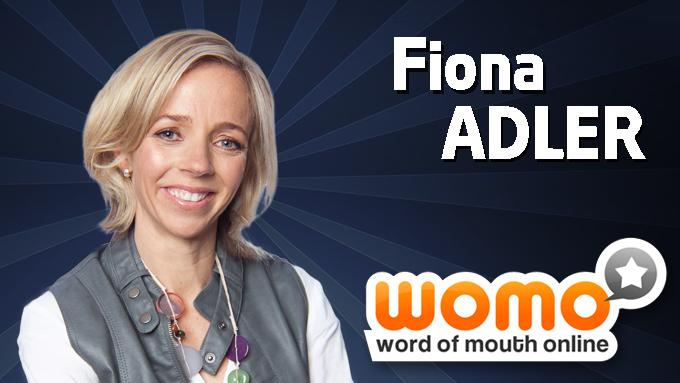 WOMO CEO Fiona Adler