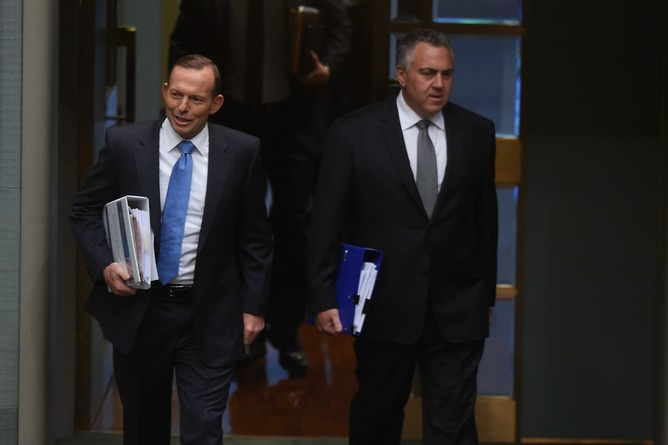 The relationship between PM and treasurer can make or break a treasurer's reign. Lukas Coch/AAP