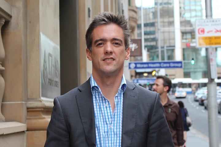 CEO Ned Moorfield