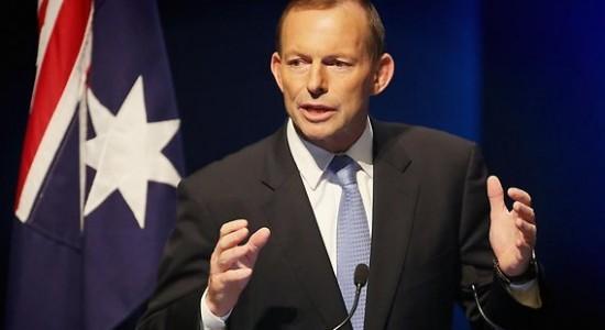Tony Abbott address to Australia-New Zealand leadership forum