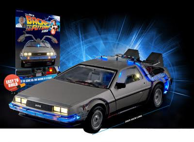 If you have always wanted your own DeLorean, here is your chance