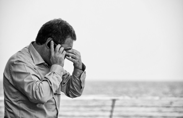 Entrepreneurial Anxiety In Full Flight! What Happens When A Client Won't Pay Up?