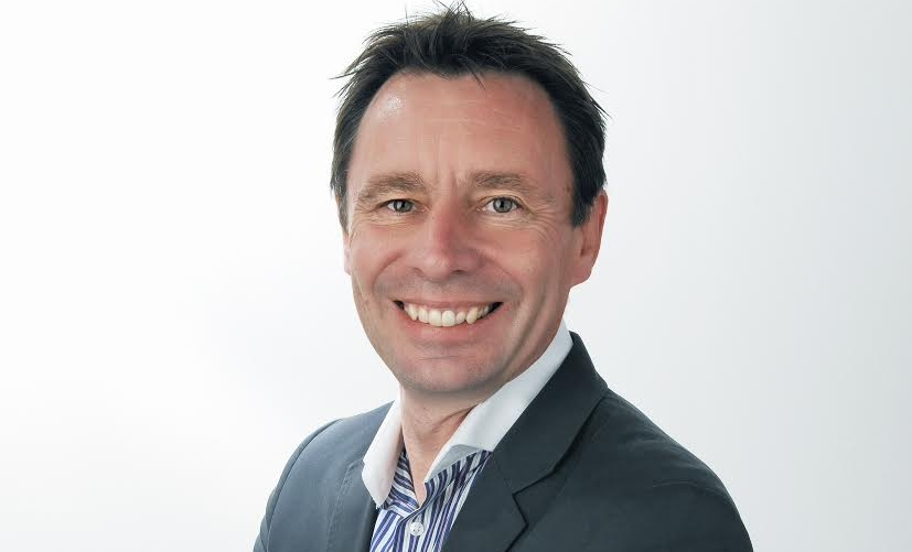 Stephen Canning, CEO of JCurve Solutions