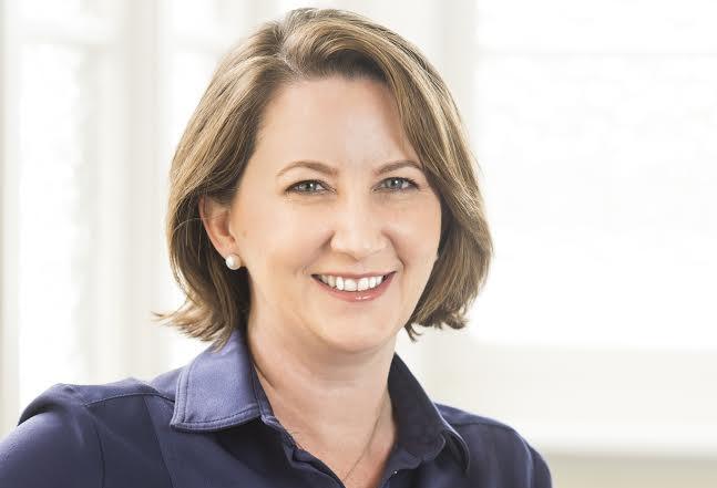 HR professional Fiona McLean
