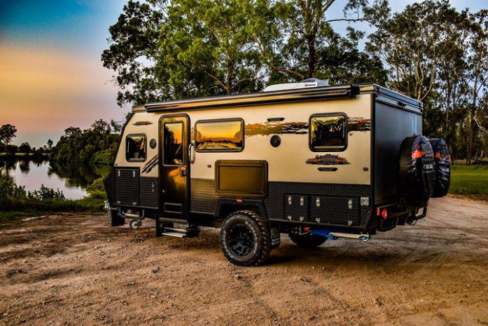 Should You Get A Campervan or A Camper Trailer?