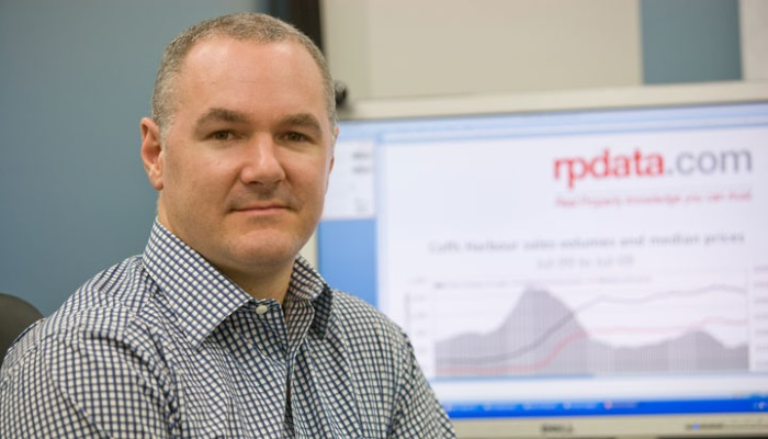 RP Data research director Tim Lawless