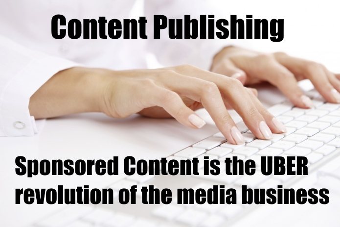 Content publishing opportunities