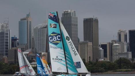 Sydney Extreme Sailing Series